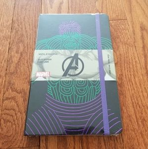 Moleskine Hulk Avengers Hardcover Notebook Journal